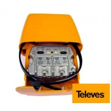 Amplificador de mástil 3e 1s BIII-UHF Televés 561501 NANOKOM