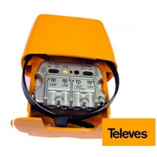 Amplificador de tv 3e 1s U-Vmix FI Televés 561610 NANOKOM