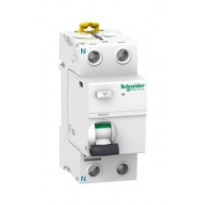 Diferencial superinmunizado Schneider A9R35263 iID 2P 63A 300mA clase SA SI