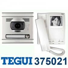 Videoportero 375021 Tegui blanco y negro V1