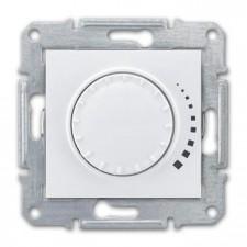 Regulador giratorio Schneider Sedna SDN2200621 blanco