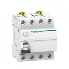 Interruptor Diferencial superinmunizado 4 polos 63A Schneider tipo ASI A9R61463