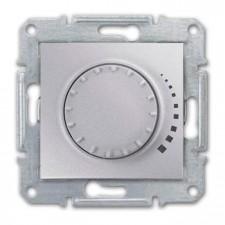 Regulador giratorio Schneider Sedna SDN2200660 aluminio
