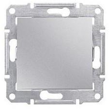 Tapa ciega Schneider Sedna SDN5600160 aluminio
