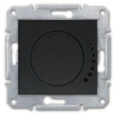 Regulador giratorio Schneider Sedna SDN2200670 grafito
