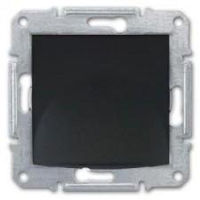 Tapa salida cables Schneider Sedna SDN5500170 grafito