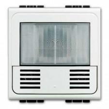 Sensor de presencia Livinglight BTicino N4433N blanco