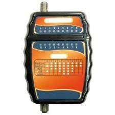 Tester de cableado RJ45 UTP FTP RJ11 RJ12 F BNC 14120 OpenetICS