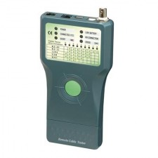 Tester ultra rápido RJ45 UTP FTP RJ11 RJ12 BNC USB 14130 OpenetICS
