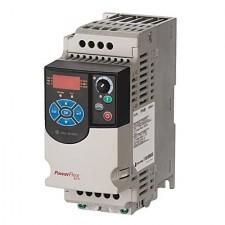 Variador de potencia trifásico 4.2A 480V AC Rockwell
