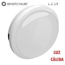 Aplique LED SELEN 15W 220V Luz cálida 3000k Beneito & Faure