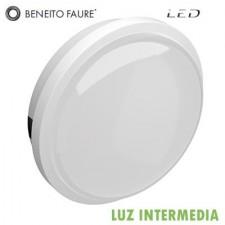 Aplique LED SELEN 15W 220V Luz intermedia 4000k Beneito & Faure