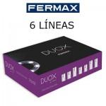 Videoportero Fermax City DUOX color 6 líneas 49668