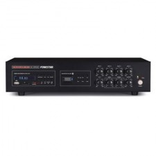 Amplificador central de megafonía FONESTAR PREMIUM MA-125RGUB Bluetooth
