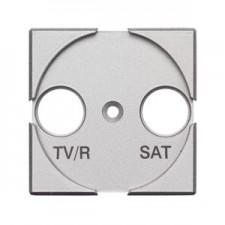 Tapa antena TV/R SAT Bticino Axolute HC4212 tech