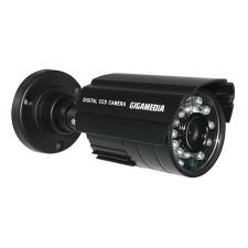 Cámara fija CCCM712F3 exterior dia y noche lente 3,6mm