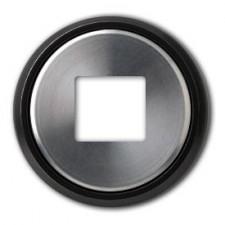 Tapa cargador USB 8685 CN cromo skymoon niessen