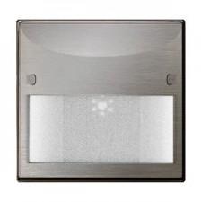 Tapa sensor detector movimiento 8541.1 ai acero inoxidable niessen sky