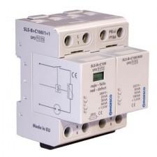 Descargador de rayos y sobretensiones transitorias monofásico Ingesco 220V