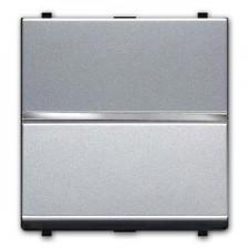 Cruzamiento 2 modulos plata n2210 pl serie zenit niessen