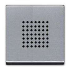 Zumbador 2 modulos plata n2219 pl serie zenit niessen