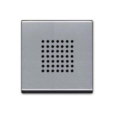 Zumbador 2 modulos plata n2219 pl...
