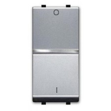 Interruptor bipolar n2101.2 plata zenit niessen