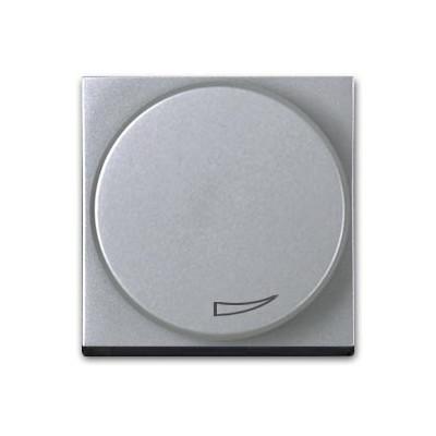 Regulador intensidad zenit giratorio LED n2260.3 pl niessen plata
