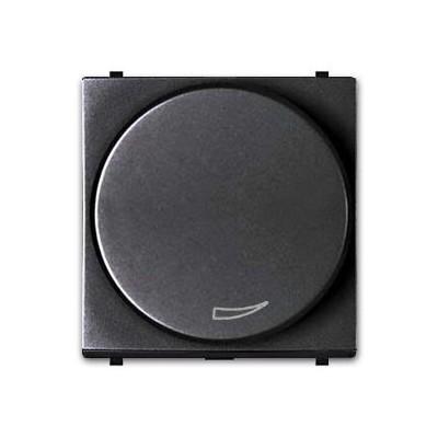 Regulador intensidad zenit giratorio LED n2260.3 an niessen antracita