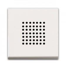 Zumbador 2 modulos blanco n2219 bl serie zenit niessen
