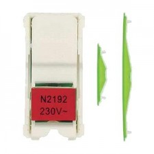 Kit iluminacion LED conmutadores Zenit Niessen N2192 RJ