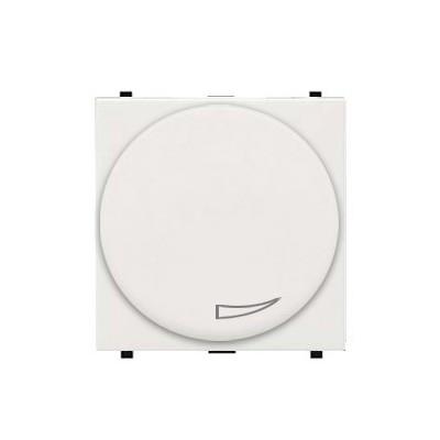 Regulador intensidad zenit giratorio LED n2260.3 bl niessen blanco
