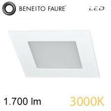 Foco SPIKE 20W Blanco 3000K Beneito & Faure