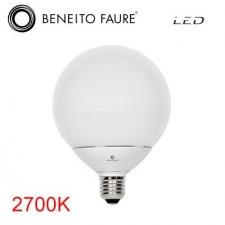Bombilla GLOBO led 14W E27 2700K Beneito & Faure