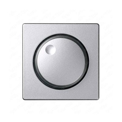 Tapa regulador giratorio 82054 93 aluminio fr o simon 82 - Simon 82 precios ...