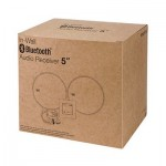 """Kit hilo musical In-Wall Bluetooth blanco 52606 5"""" EIS Sound"""