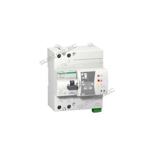 Diferencial rearme autom tico autotest 40a 30ma schneider - Interruptor diferencial precio ...