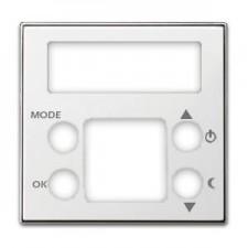 Tapa para termostato digital 8540.5 BL blanco SKY Niessen