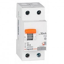 Interruptor Diferencial 402060 Legrand 40A 30mA RX3 vivienda