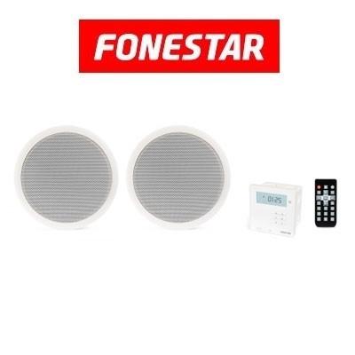 Kit hilo musical 6.5 pulgadas Hi-Fi USB/MP3 Radio KS-06 Fonestar