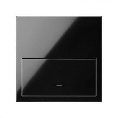Kit front 1 elemento 1 tecla negro 10020101-138 Simon 100