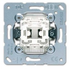 Interruptor unipolar 501u 10ax 250v serie ls990 jung