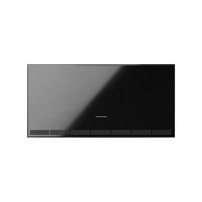 Tecla interruptor regulable IO 10001020-138 Simon 100 negro
