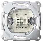 Doble conmutador Schneider MTN3126-0000