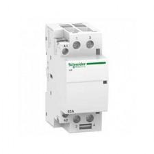 Contactor Schneider A9C20862 modular iCT 63A 2NA