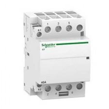 Contactor modular iCT Schneider A9C20843 40A 3NA