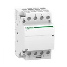 Contactor Schneider modular iCT A9C20864 63A 4NA