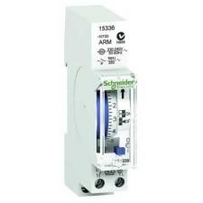 Interruptor horario analógico 15336 Schneider IH con reserva