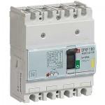Interruptor automático caja moldeada 420016 Legrand 4 polos 125A