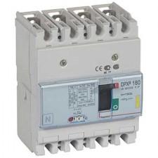 Interruptor automático caja moldeada 420017 Legrand 4 polos 160A
